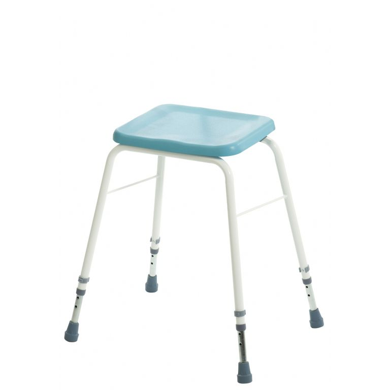 SMH003-Plain PU Perching Stool