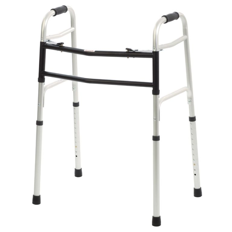 SMF010F-Extra Heavy Duty Folding Walking Frame