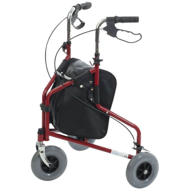 SMM048-Three Wheeled Walkers